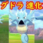 【シードラ → キングドラ】進化方法 攻略【鎧の孤島 ポケモン剣盾DLC】